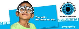 Linden Optometry supports World Sight Day 2014