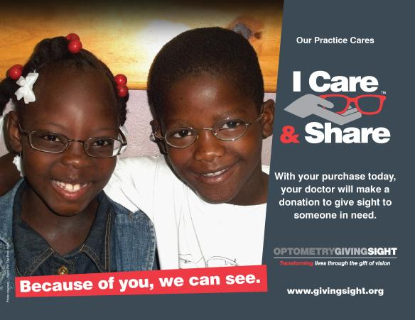 OGS I Care & Share 2016  ICSCounterCard